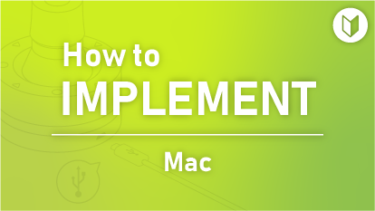 4.How to introduce 【 Mac version 】